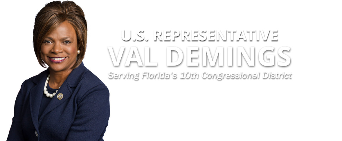 U.S. Representative Val Demings